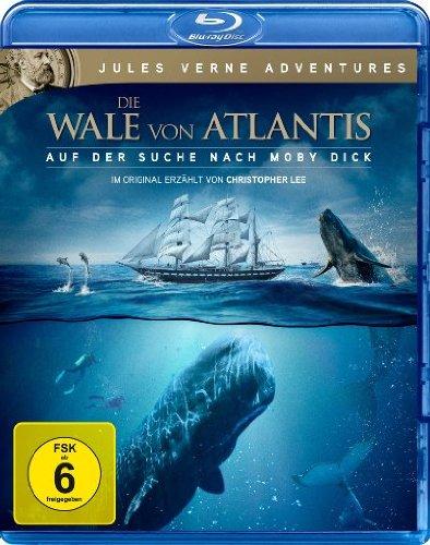 Die Wale von Atlantis - Auf der Suche nach Moby Dick [Blu-ray]