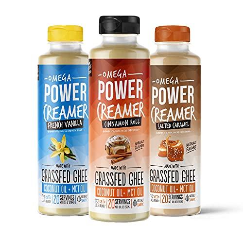 Omega PowerCreamer - Keto Coffee Cr…