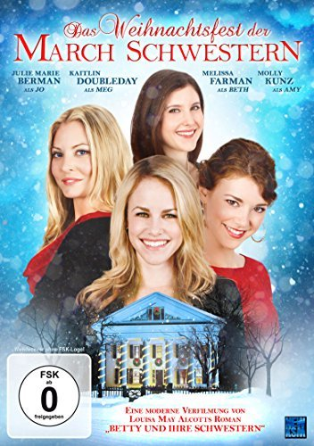 The March Sisters at Christmas [ NON-USA FORMAT, PAL, Reg.2 Import - Germany ] by Julie Berman