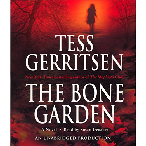 The Bone Garden audiobook cover art