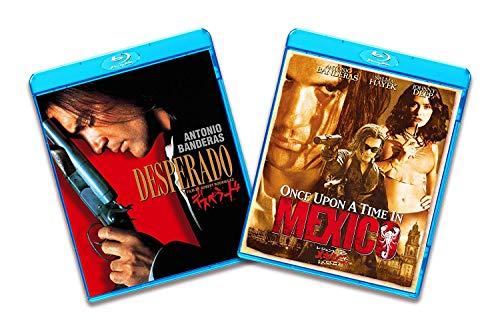 ブルーレイ2枚パック デスペラード/レジェンド・オブ・メキシコ デスペラード [Blu-ray]