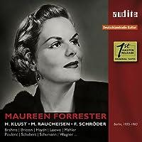 Portrait: Maureen Forrester by Hertha Klust
