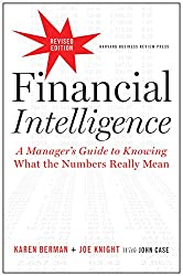 Financial Intelligence, Revised Edition by Karen Berman and Joe Knight