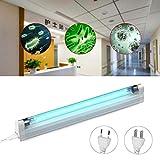 Lampada disinfettante raggi ultravioletti Lampada germicida all'ozono Tasso antibatterico del 99% La...