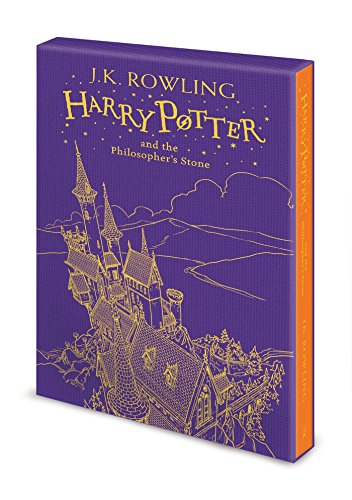 Harry Potter and the Philosopher's Stone: J.K. Rowling (HB/Box)