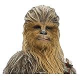 FanWraps Star Wars The Last Jedi Chewbacca Passenger Series Window Decal Sunlight Diffusing Decal
