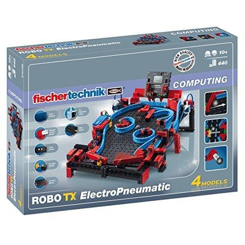 Fischertechnik Robo Tx Electropneumatic Building Kit by fischertechnik
