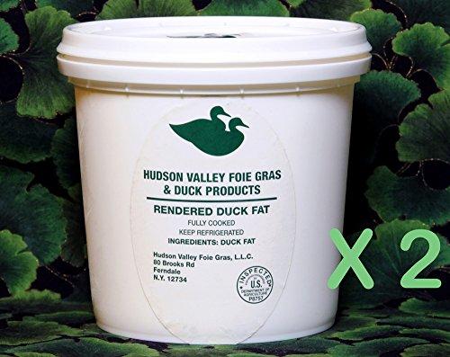 Antibiotic Free Duck Fat - 2 Quarts - 56 Oz.