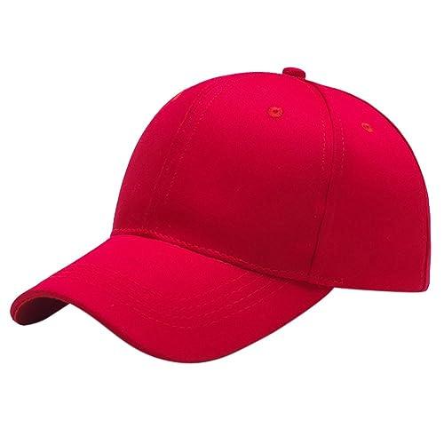 8783040724e Yidarton Baseball Cap Polo Style Classic Sports Casual Plain Sun Hat