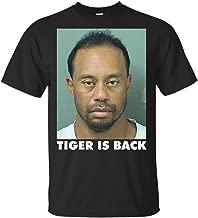 Tiger Woods Mugshot T-Shirt