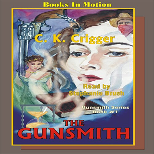 The Gunsmith audiobook cover art