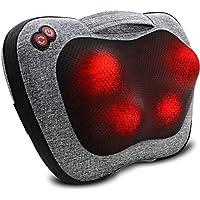 Viktor Jurgen Electric Shiatsu Back Massager with Heat