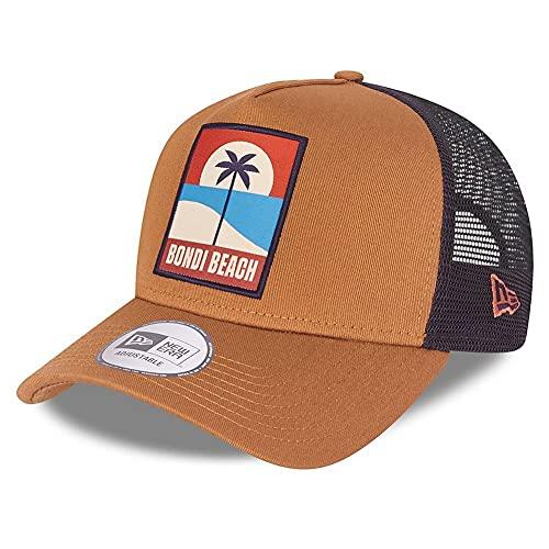 New Era - Gorra Bondi Beach Summer Trucker Snapback – Multicolor multicolor Talla única
