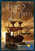 New World: A Carcassonne Cardboard Game
