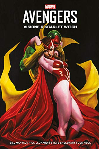 Visione & Scarlet Witch. Avengers