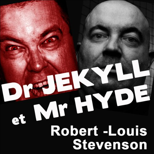 Docteur Jekyll et Mister Hyde audiobook cover art