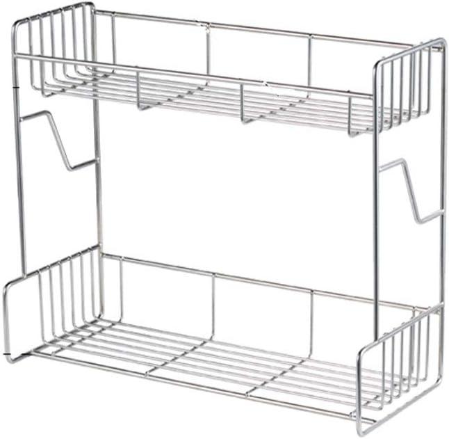 GXT Kitchen Shelf 304 Stainless Steel Floor Rack Pra Spice Super-cheap Max 71% OFF Stand