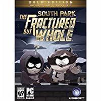 South Park The Fractured But Whole SteelBook Gold Edition Windows サウスパーク破裂したが、全体のスチールブックゴールドエディション北米英語版 [並行輸入品]
