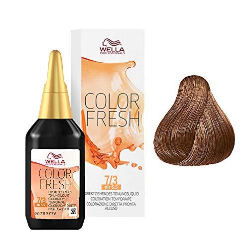 WELLA Color Fresh 7/3, 75 Ml