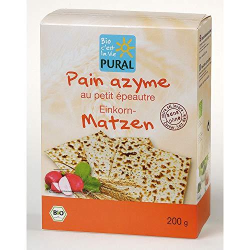Pural - Einkorn Matzen, bio, 200 g