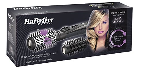 Babyliss Warmluftbürste Brush und Style 800 AS551E - 5