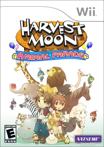 Harvest Moon: Animal Parade - Nintendo Wii