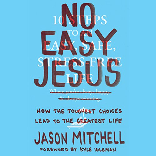No Easy Jesus audiobook cover art