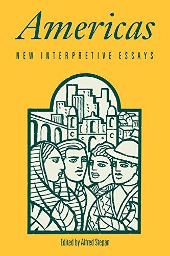 Americas: New Interpretive Essays
