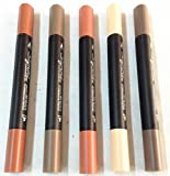 5PCS Color M & G signme Dual Head Fine & Board Öl Marker Stifte Textmarker braun Office Supply