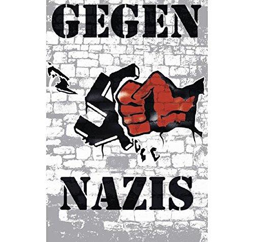 Unbekannt Gegen Nazis mit Faust - Poster
