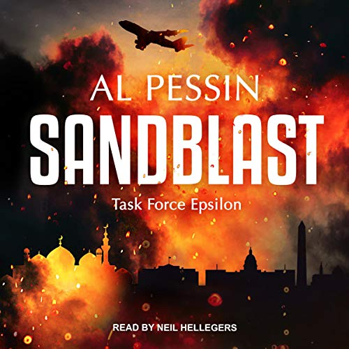 Sandblast cover art