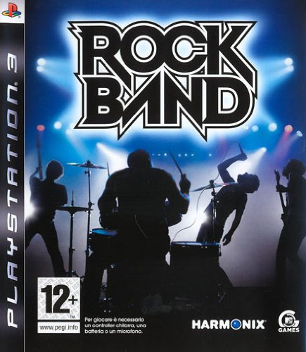 SONY GIOCO PS3 ROCK BAND