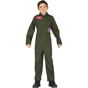 Disfraz de Aviador infantil 5-6 años: Amazon.es: Juguetes y juegos