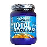 Victory Endurance Total Recovery. Completa la recuperación muscular después del entrenamiento. Enriquecido con electrolitos y vitaminas. Sabor Naranja (750 g)