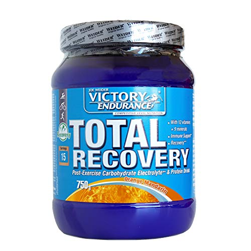 Victory Endurance Total Recovery. Completa la...
