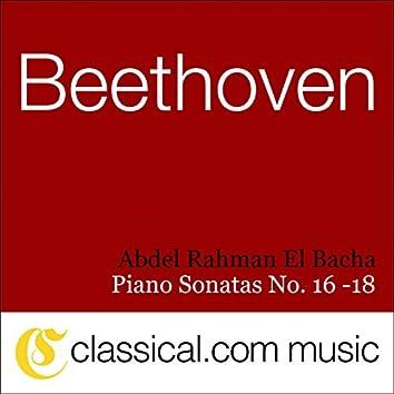 Ludwig van Beethoven, Piano Sonata No. 16 In G, Op. 31 No. 1