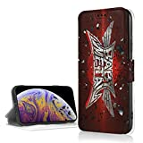Babymetal ベビーメタル Iphone7/8 Iphonex/Xs Iphone Xr Case 携帯 ケース アイフォン カバー 手帳型 耐衝撃 カード収納