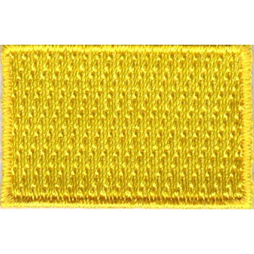 Everflag Patch zum Aufbügeln oder Aufnähen : Signalflagge Q - Klein