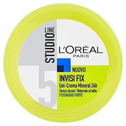 L Oréal Paris Studio Line Invisi Fix Crema Gel Crema Forte, 150 ml
