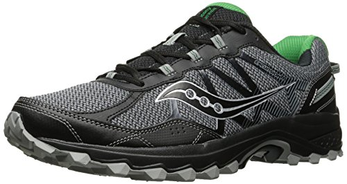 Saucony Men's Excursion TR11 Running Shoe, Grey Green, 9 Medium US