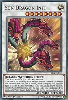 Yu-Gi-Oh! - Sun Dragon Inti - LED5-EN032 - Common - 1st Edition - Legendary Duelists: Immortal Destiny