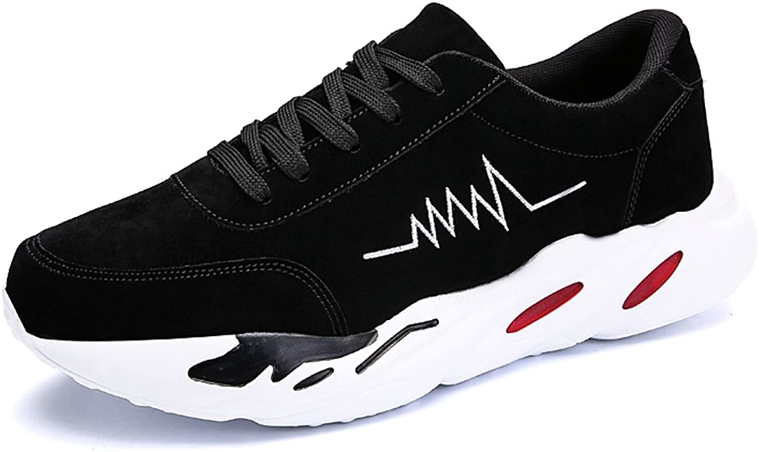 MUMUWU Men's Athletic shoes Lace Up Outdoor Sport shoes Carrier