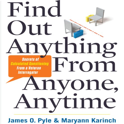 Couverture de Find Out Anything from Anyone, Anytime