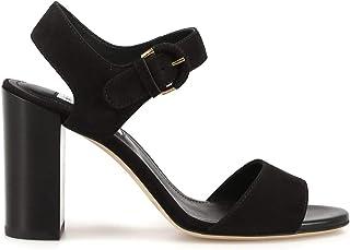 Luxury Fashion | Tod's Women XXW43B0AY10HR0B999 Black Leather Heels | Season Outlet