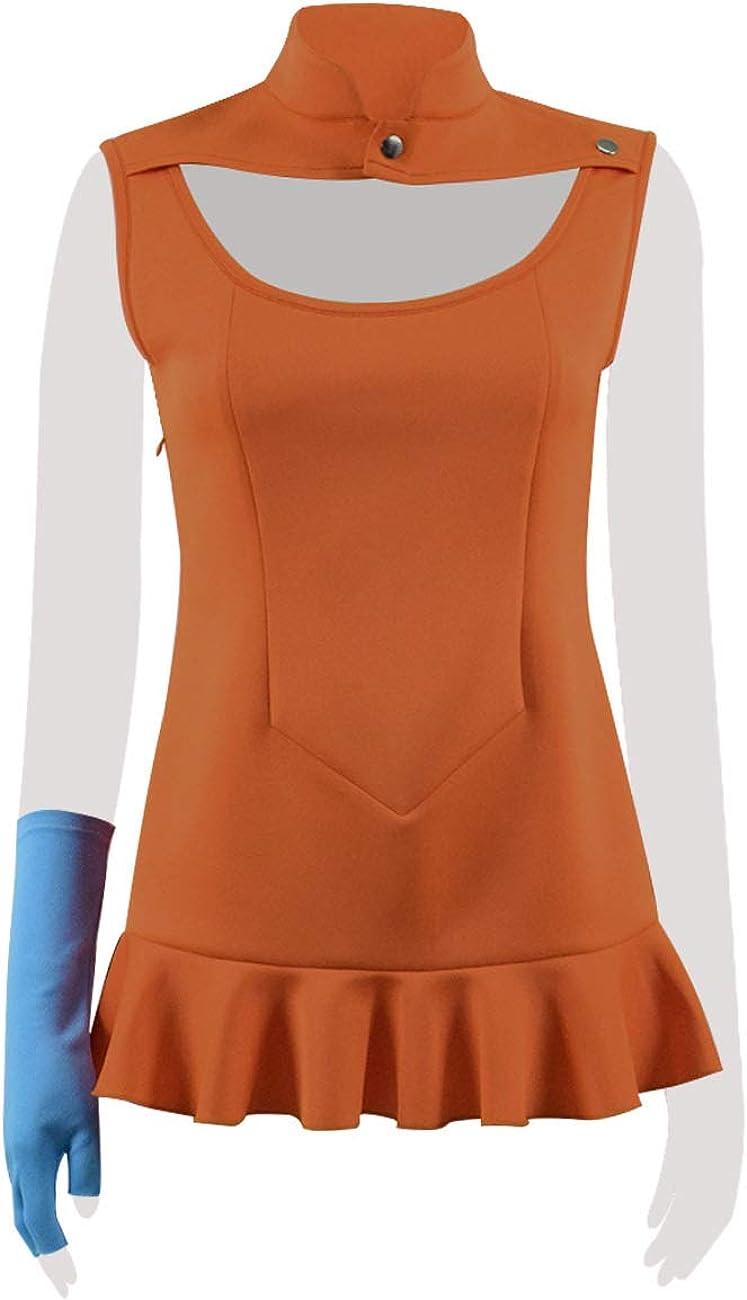 Tulsa Mall YANGGO Womens Diane Costume Onesie Ultra-Cheap Deals Uniform Dress Suit Elizabet C
