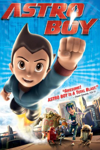 Astro Boy Action Adventure Comedy Family Kids Movies
