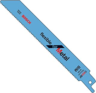 BOSCH(ボッシュ) 金属用セーバーソーブレード5本組 S922BF