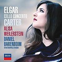 Elgar & Carter Cello Concertos