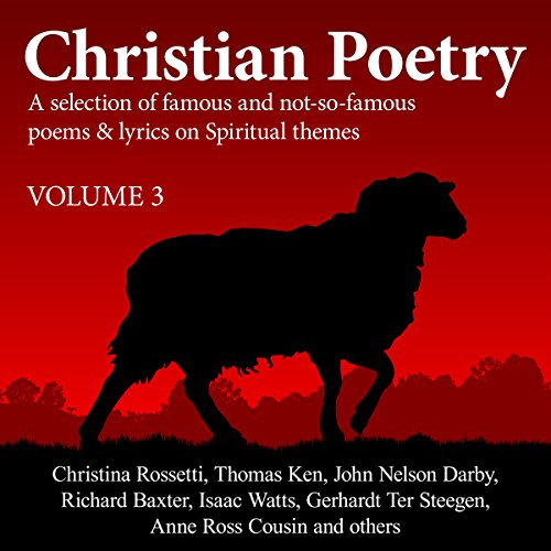 Christian Poetry, Book 3 cover art