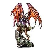 ZXXYTA Figura Oficial de World of Warcraft, Illidan Stormrage, Modelo estándar de Cazador de Demonios